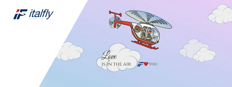 Love is in the air<br>Pilota per un giorno<br> Regala un'emozione