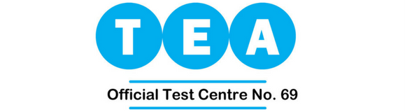 TEA official test center No.69