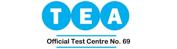 TEA official test center No.69